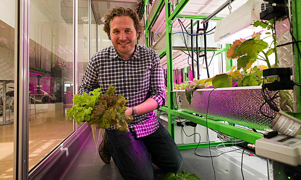 COMPUTER FARMING TO AID WORLD FARMING CHALLENGES
